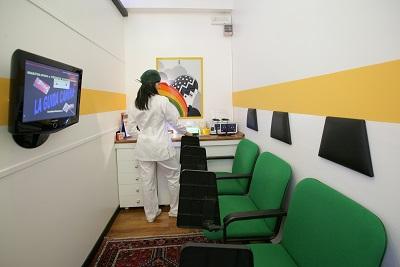 Zona Operativa 3 - Elettroterapia e Fisioterapia